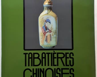 French book about Snuff bottles