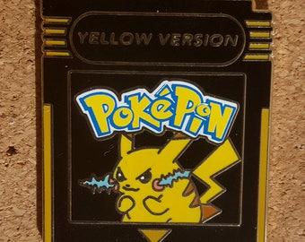 Pokemon Cartridge Pin