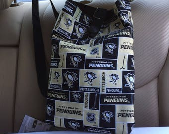 Pittsburgh Penguins cross body purse