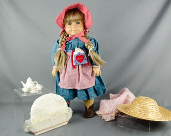 American Girl Pleasant Company Kirsten Original Issue with Accessories