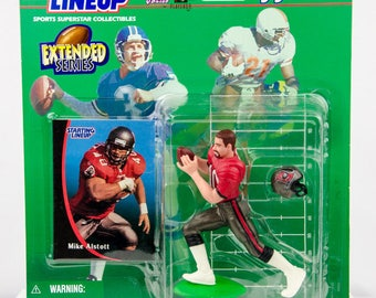 Starting Lineup 1998 NFL Mike Alstott Action Figure Tampa Bay Bucaneers