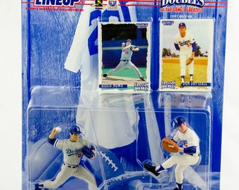 Starting Lineup Classic Doubles MLB Hideo Nomo Don Drysdale Action Figure