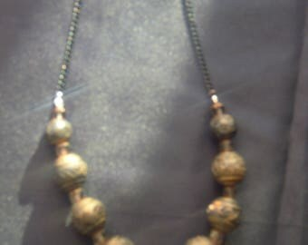 Necklace African Louise series No. 9
