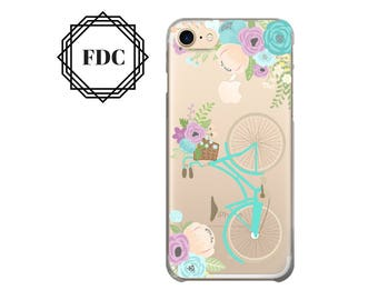 iPhone 7 case bike iPhone 7 Plus case bicycle iPhone 6 / 6 Plus Case, iPhone 5s / 5 / SE Case, iPhone case Plastic /rubber.