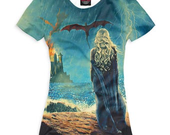 Game of Thrones Daenerys Targaryen Men's Women's T-Shirt