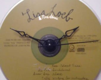Lisa Loeb CD Clock - Truth