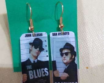 Blues Brothers Earrings
