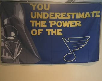 St. Louis Blues Wall Flag
