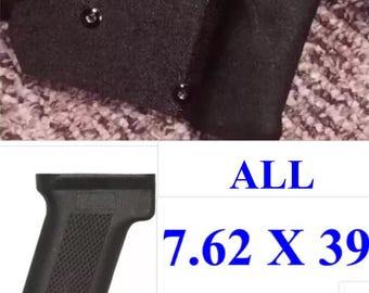 Featureless California grip fin Ak 47 WASR Wrap CA Legal 7.62x39 7.62 Compliant Free Shipping FREEDOM Fins Shark Fin Ak ny