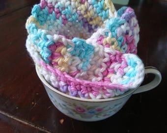 Crochet washcloth/dishrag