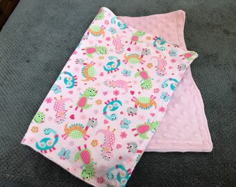 Baby Lovey Blanket