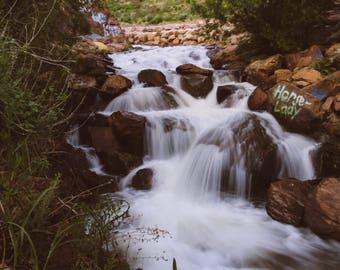 Summer Time In Colorado Springs