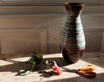 1980s West German Vase