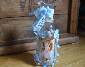 The Blue Bird bottle