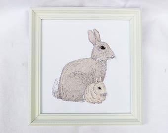 Rabbit Art