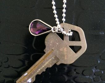 Keys to Where? - Key #4