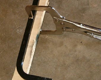 "11"" Locking C-Clamp, Great For Those Wood Craftsmen"