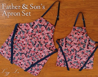 4th of July Aprons