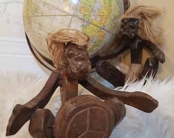 African figurines, African art, tribal art, African sculptures, tribal sculptures, wood hand carved figurines