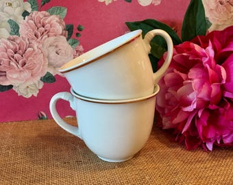 Two Christopher Staurt Cups (without saucers)