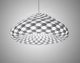 C.3 Pendant Light - ADAMLAMP - with diffused light