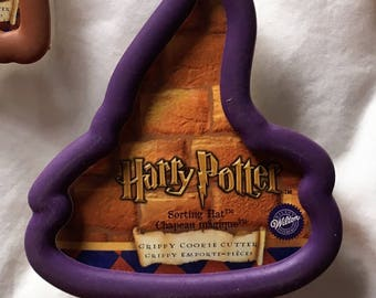 Wilton Harry Potter Sorting Hat Cookie Cutter