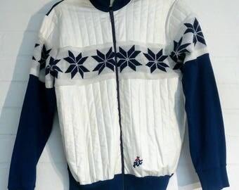 Vintage non-brand Track Jacket