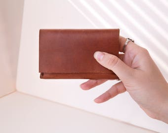 The Simple Leather Wallet
