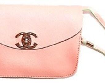 3 colours available, Ladies Faux Leather Hand Shoulder Clutch Bags