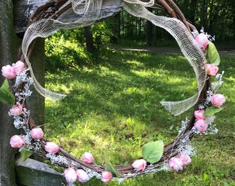 Quaint Country Wreath