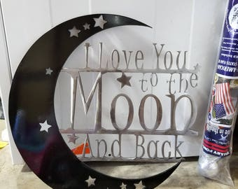 Make your house or garage stand out with our custom signs! They make great presents!
