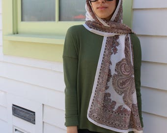 HIJAB Scarf —  GOLDEN HOUR