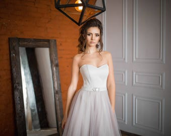 Tulle wedding dress ,  gown wedding dress, wedding dress