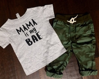Mama is Bae Shirt