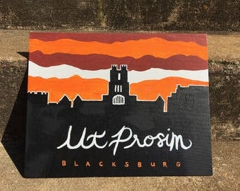 Virginia Tech Canvas