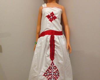 Ethiopian kids traditional dress