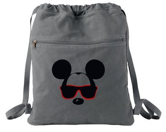 Sunglasses Mickey Mouse - Mickey Mouse Bag - Disney Tote - Mickey Mouse - Disney Backpack - Mickey Mouse Backpack