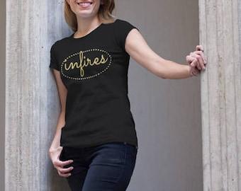 INFIRES shirt inspired by BTS Suga
