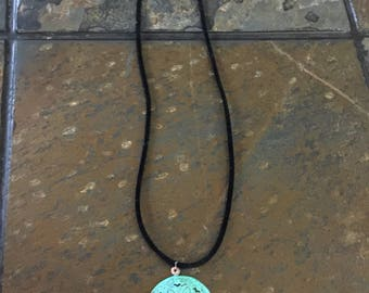Turquoise Vintage Necklace