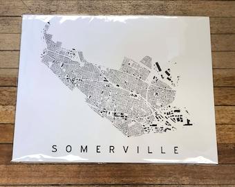 Somerville GIS Print