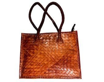 Moshabek Tote leather bag