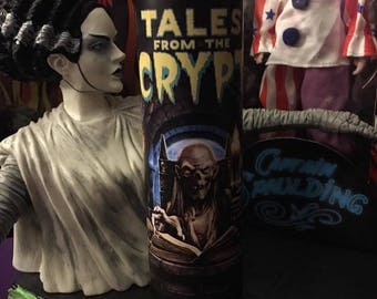 Tales from the Crypt Prayer Candle