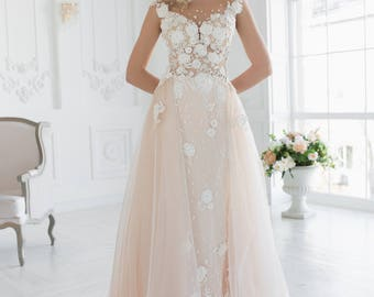 Wedding dress wedding dress bridal gown ELIZABETH