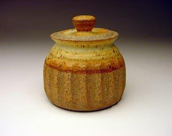 Mingei-sota STYLE Studio Pottery Stoneware Jar STUNNER fresh from Nevada Collection