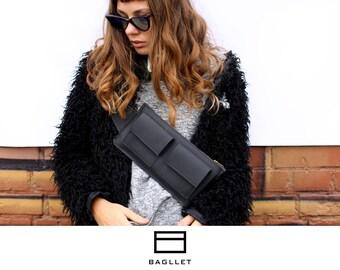 Leather Waist Bag C025, Fanny Pack, Belt Bag, Waist Bag, Waist Pack, Leather Belt Bag, Hip Bag, Leather Pack, Leather Bag, Festival Bag