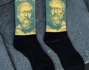 Plato Socks