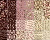 Nancy Gere Rosewater c. 1880   Quilt Fabric   Precuts   Charm Pack   Layer Cake   Jelly Roll   Yardage   Nancy Gere   Windham Fabrics  