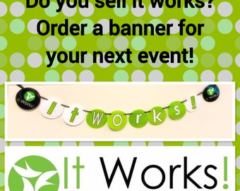 It works banner