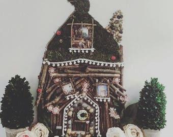 Custom Fairy House
