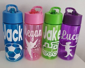 Personalised Drinks bottles